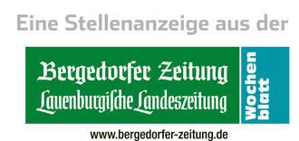 Stellenanzeige aus der Bergedorfer Zeitung