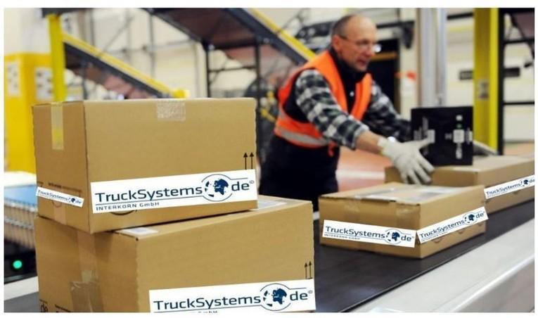 Lager-Logistikmitarbeiter (M/W) 450 € halbtags