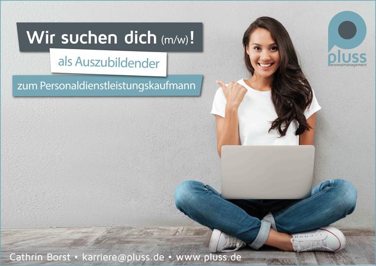 Auszubildender zum Personaldienstleistungskaufmann (m/w) in Braunschweig