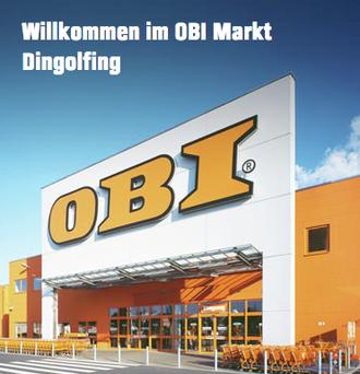 OBI Bau- und Heimwerkermarkt