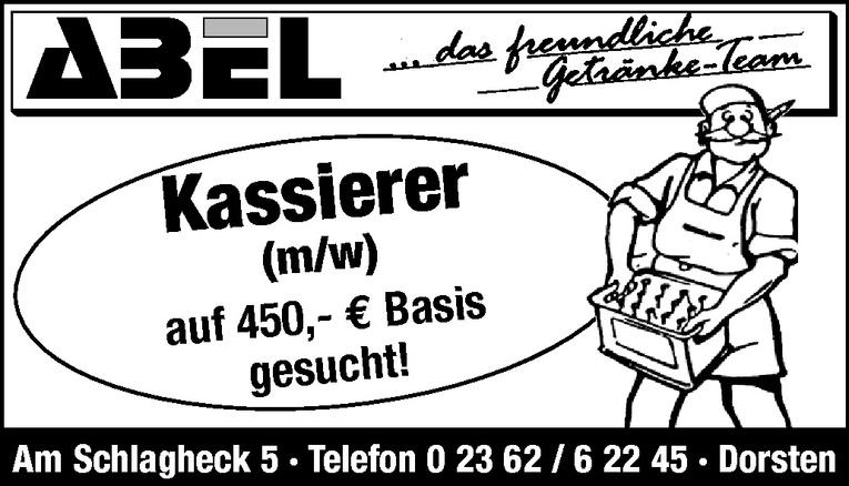 Kassierer (m/w)