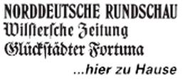 Norddeutsche Rundschau/ Wilstersche Zeitung/ Glückstädter Fortuna