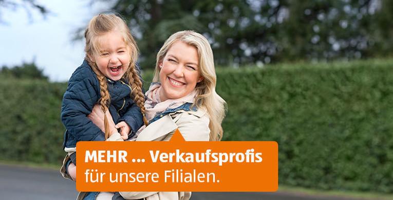 037-34-05 Verkäufer Teilzeit (m/w)