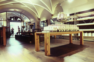 ARAN Brotgenuss & Kaffeekult im Kronprinz Haus