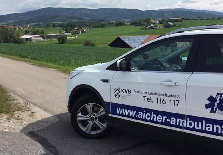 Fahrer (m/w) für Ärzte-Fahrdienst