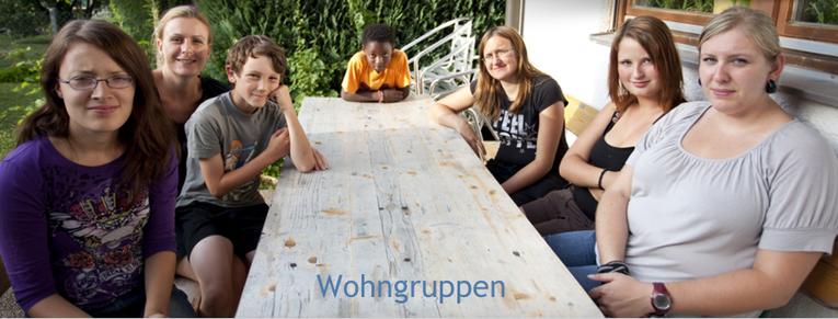 """Pädagogische/n Mitarbeiter/in für unser Mutter-Kind-Wohnen """"Arche"""""""