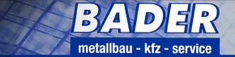 Metallbau Bader