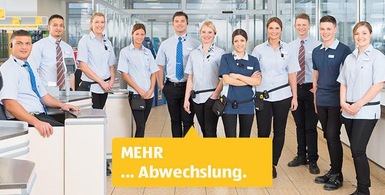 037-63-04c Aushilfe Verkauf/Ladenhilfe (m/w) bei ALDI SÜD