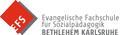 Evangelische Fachschulen für Sozialpädagogik gGmbH Jobs