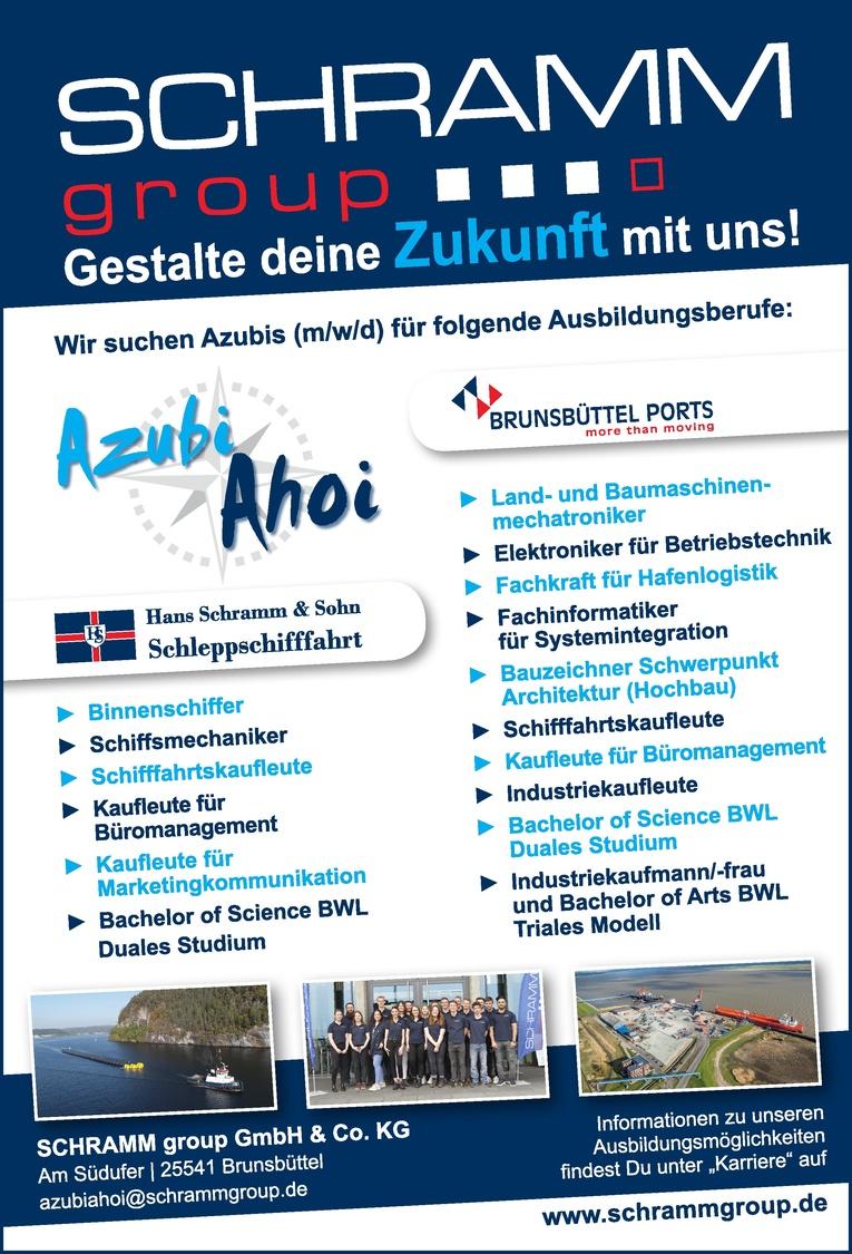 Job: Duales Studium - Bachelor of Science BWL (m/w/d) - Hans Schramm ...