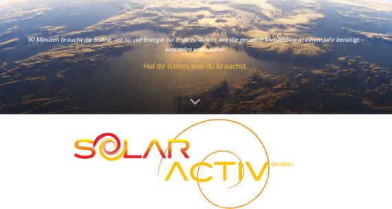 solar-activ-GmbH Jobs