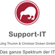 Support-IT Jörg Thumm & Christian Dicken GmbH Jobs