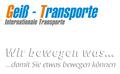 Geiß Transporte Jobs
