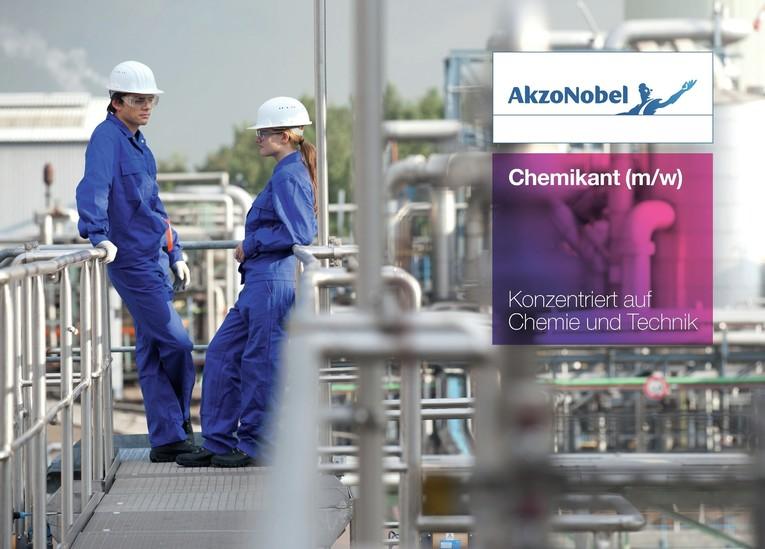 Ausbildung zum Chemikant m/w ab September 2017
