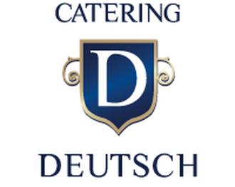 Catering Deutsch