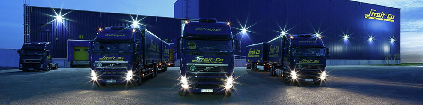 Streit + Co Intern. Spedition GmbH