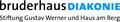 Bruderhaus Diakonie Stiftung Gustav Werner Haus am Berg