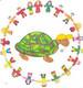 Kindergarten Fridolin Pusteblume