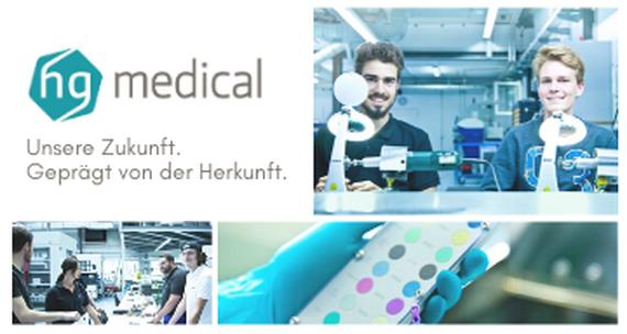 hg medical GmbH Jobs