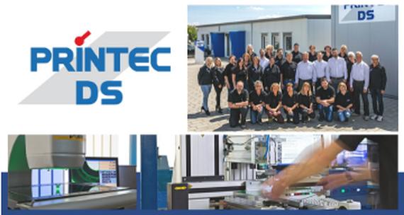 Printec-DS Keyboard GmbH Jobs