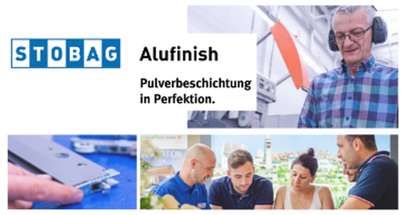 STOBAG Alufinish GmbH Jobs