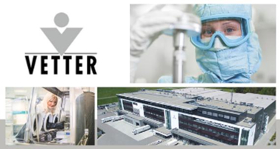 Ausbildungsbetrieb Vetter Pharma-Fertigung GmbH & Co. KG Jobs