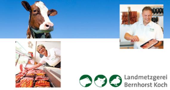 Landmetzgerei Bernhorst Koch Jobs