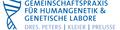 GEMEINSCHAFTSPRAXIS FÜR HUMANGENETIK & GENETISCHE LABORE