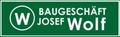 Baugeschäft Josef Wolf