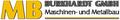 Burkhardt GmbH Maschinen- und Metallbau