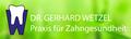 Praxis für Zahngesundheit Dr. Gerhard Wetzel