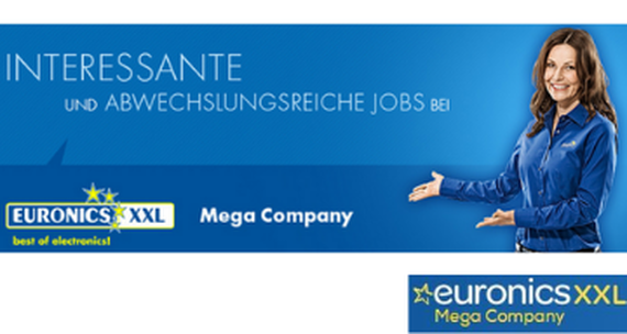 EURONICS XXL Mega Company Jobs