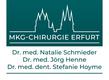 MKG-Chirurgie Erfurt