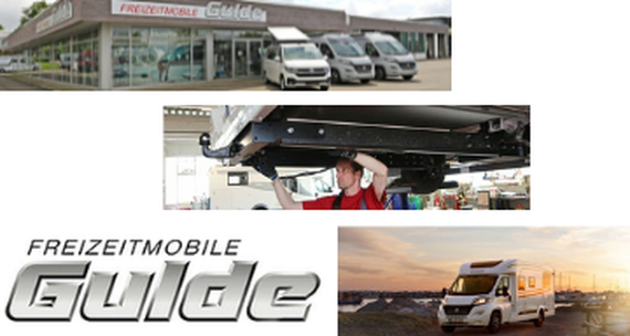 Freizeitmobile Gulde GmbH Jobs
