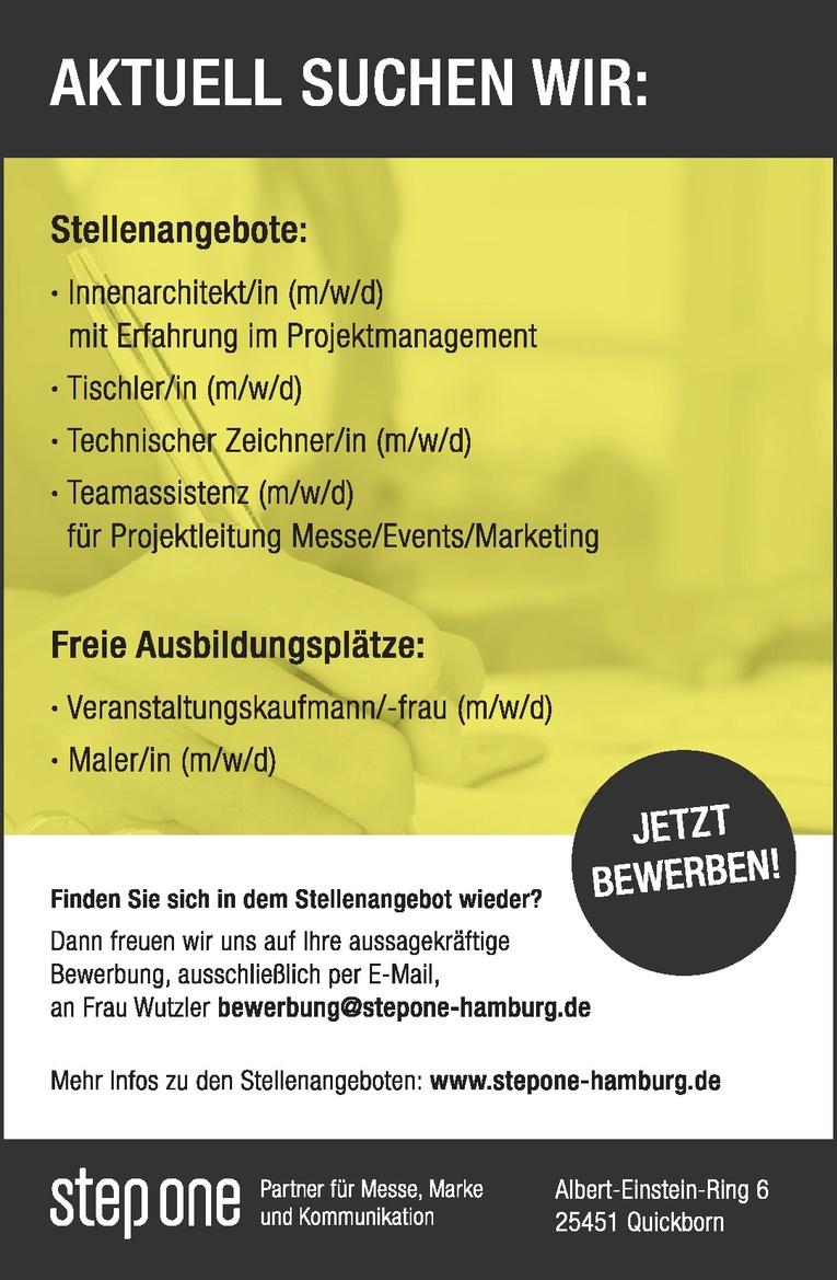 Job Innenarchitekt/in m/w/d   JOBS.sh
