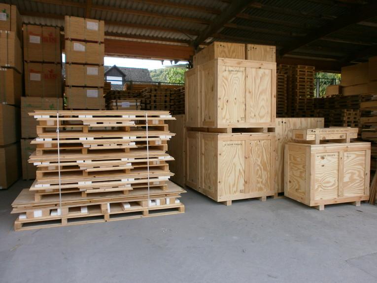 Produktionsleiter für Holzverpackungen (m/w) Vollzeit