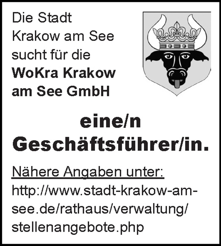Geschäftsführer/in