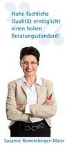 Frau Dipl. Hdl. Susanne Remensberger-Maier