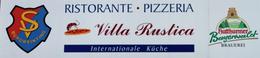 Ristorante Villa Rustica