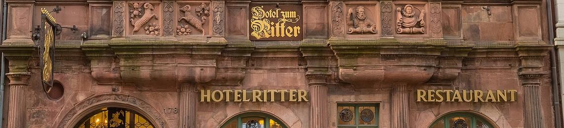 Hotel zum Ritter St. Georg und Restaurant Simplicissimus