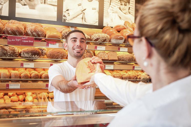 Fachverkäufer/in im Lebensmittelhandwerk (Bäckerei)   auch für Quereinsteiger!