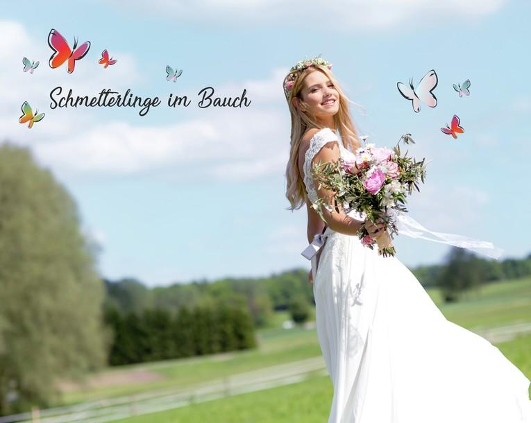 Verkäuferin (m/w) für Braut- und Abendmoden in Vollzeit