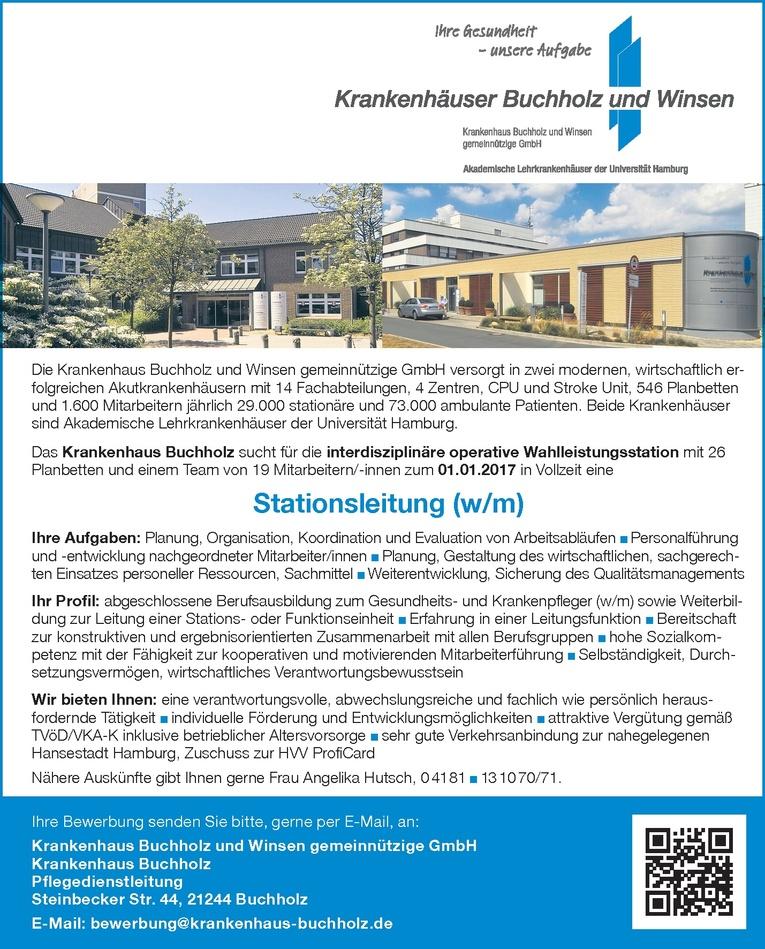 Stationsleitung (w/m)