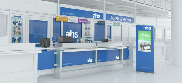 Ahs Köln Aviation Handling Services Gmbh