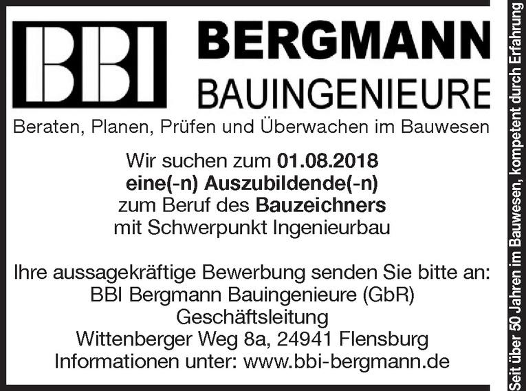 Ausbildung: Bauzeichner