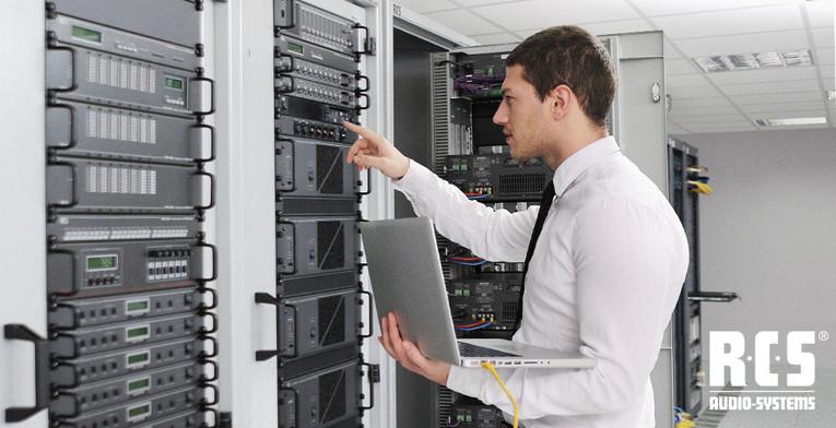 System-Elektroniker für Elektroakustische Systeme