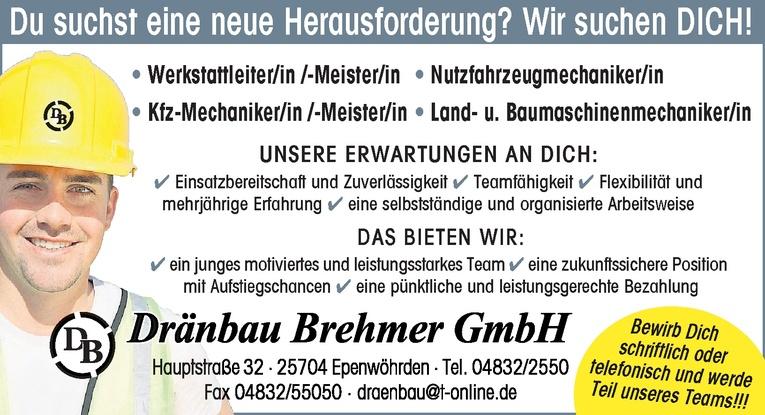 Werkstattleiter/in /-Meister/in