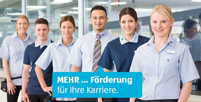 037-03-06 Filialführungsnachwuchs (m/w) bei ALDI SÜD