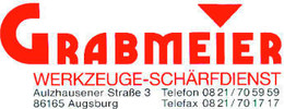 Grabmeier GmbH Werkzeuge-Schärfdienst