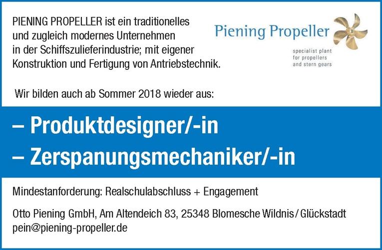 Ausbildung: Zerspanungsmechaniker/-in